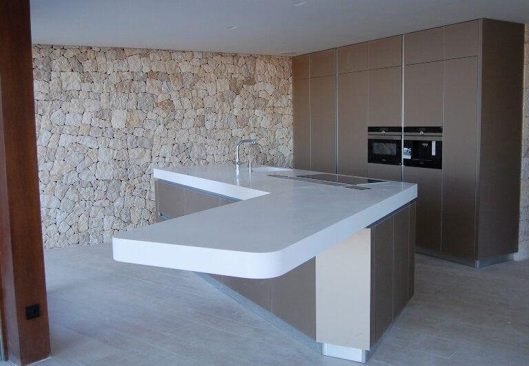 Cocinas de diseño en Valencia | Cocinas de lujo | Topkitchen