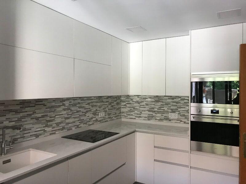 Diseño de cocinas pequeñas en Madrid | Topkitchen