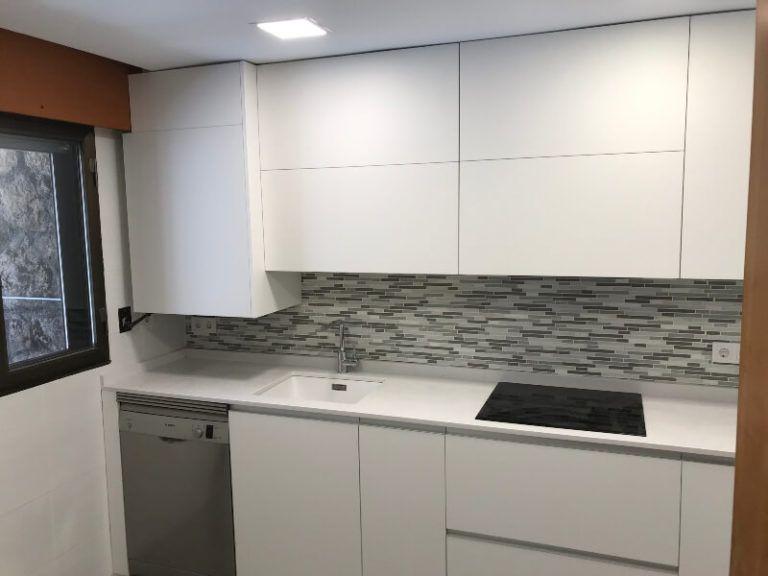 Diseño de cocinas pequeñas en Madrid   Topkitchen